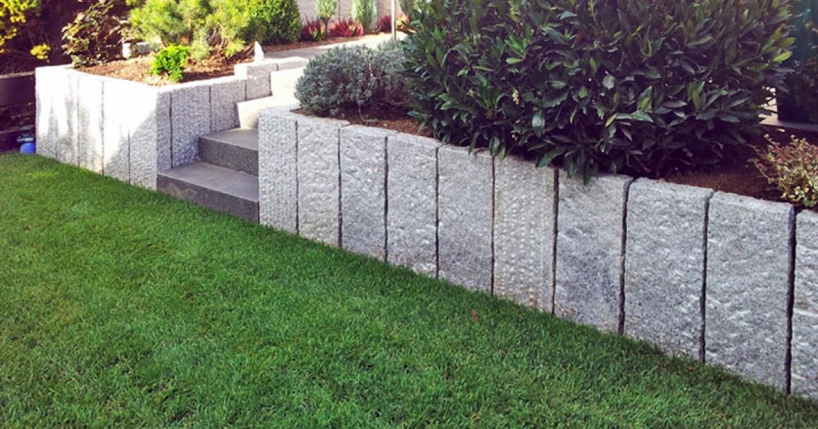 Mauern, Treppen, Garten | Marohn & Binder Gartengestaltung in ...