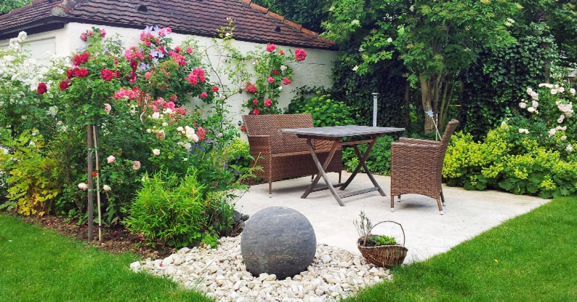 Terrassen Wohlfühlplätze Garten Marohn Binder Gartengestaltung